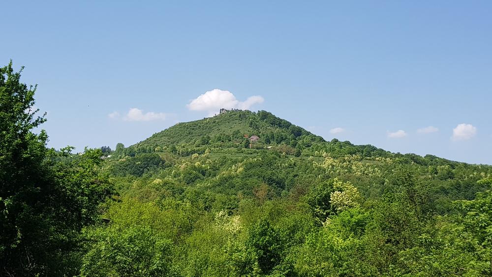 Razvaline grada Modruša