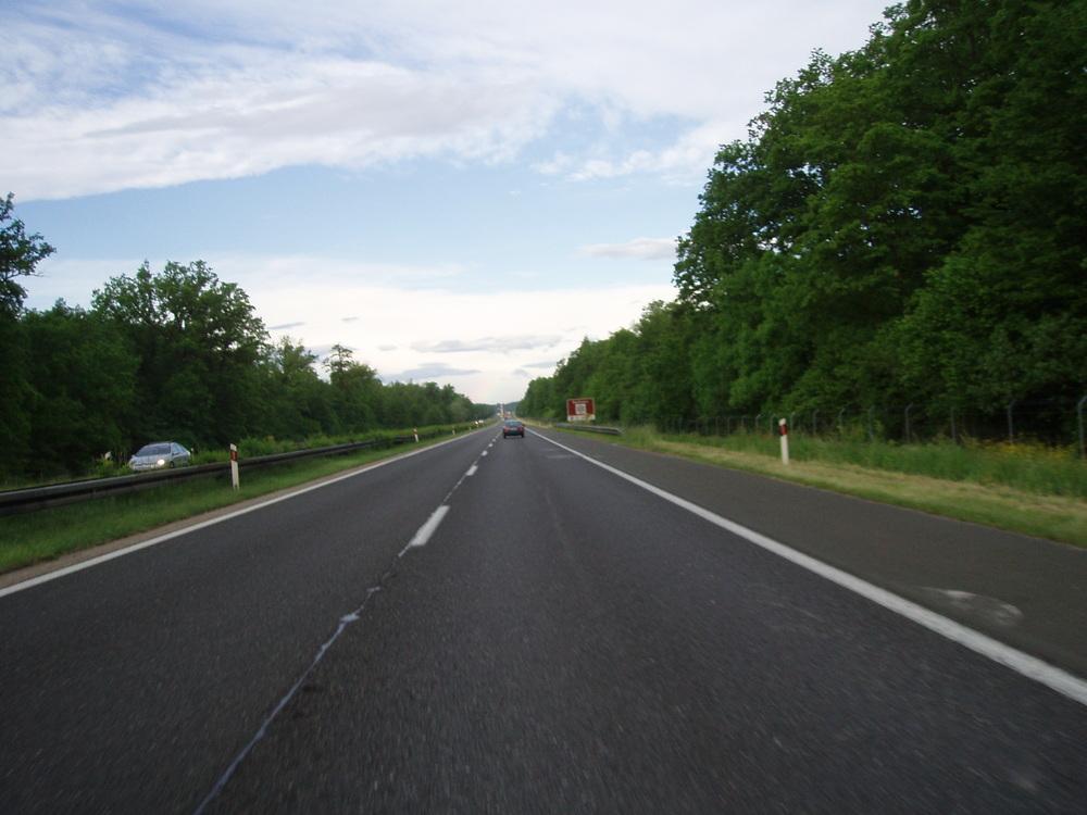 Autocesta RI-ZG, a na horizontu kumulonimbus