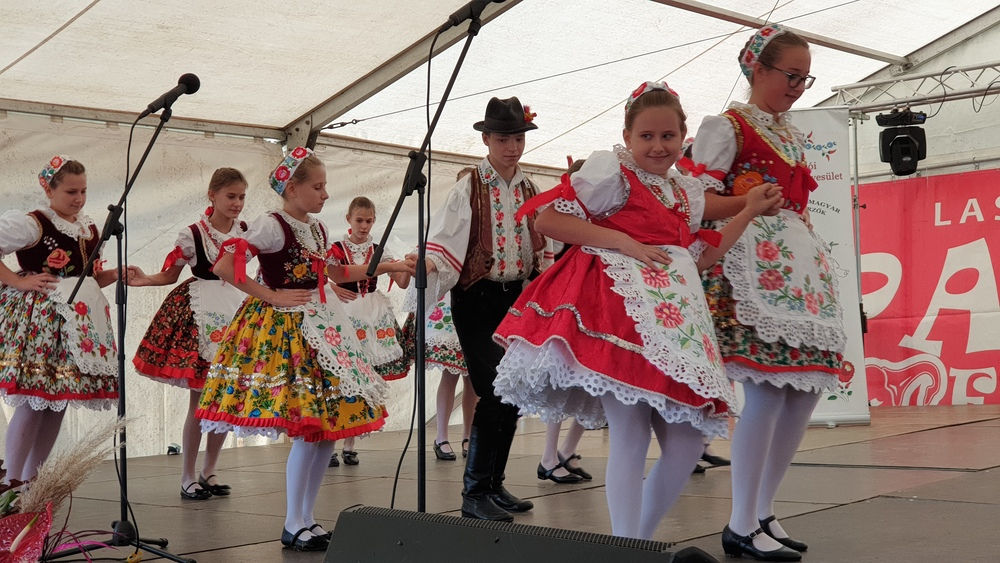 Mađarski folklor