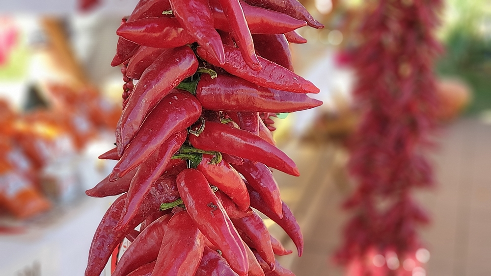 Baranjska crvena začinska paprika