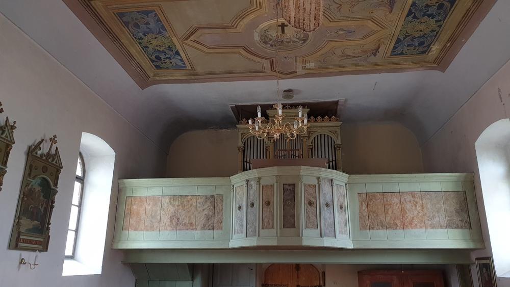 Orgulje u župnoj crkvi Sv. Antuna Padovanskog