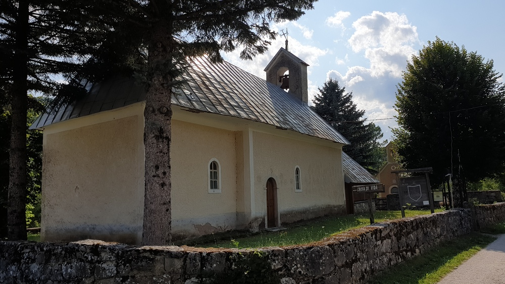 Crkva Sv. Vida.