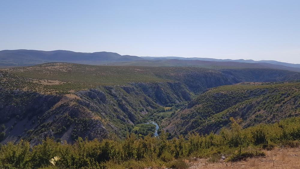 Još jedan pogled na kanjon Krupe