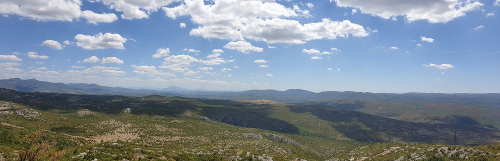 Pogled na Bukovicu i Morlakiju