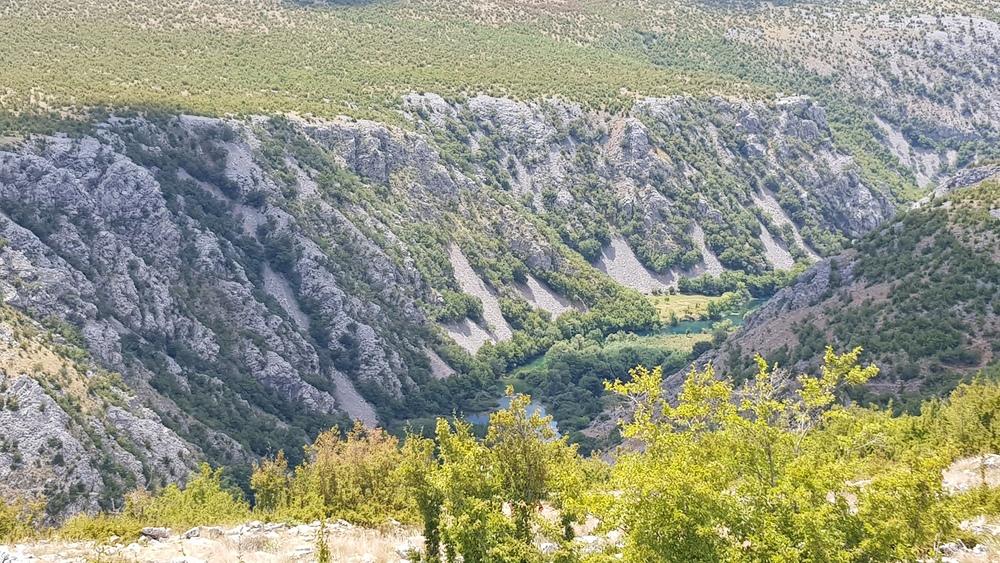 Kanjon rijeke Krupe