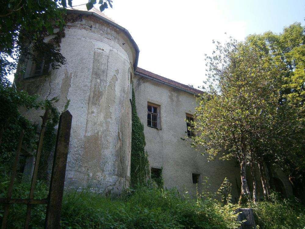 Dvorac Zrinskih u Severinu na Kupi