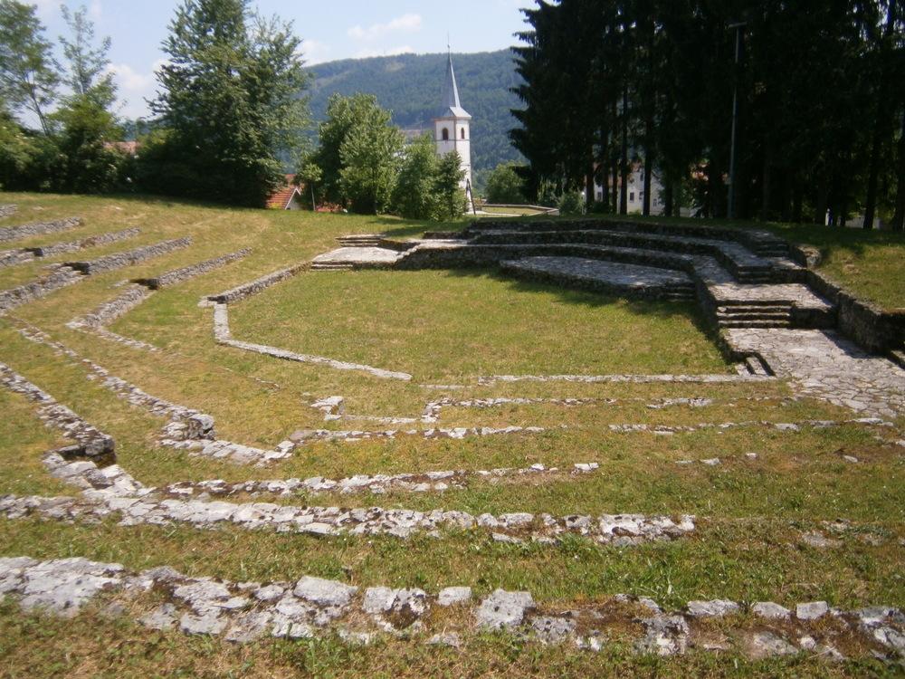Amfiteatar u Lukovdolu, mjesto gdje pjesnici recitiraju