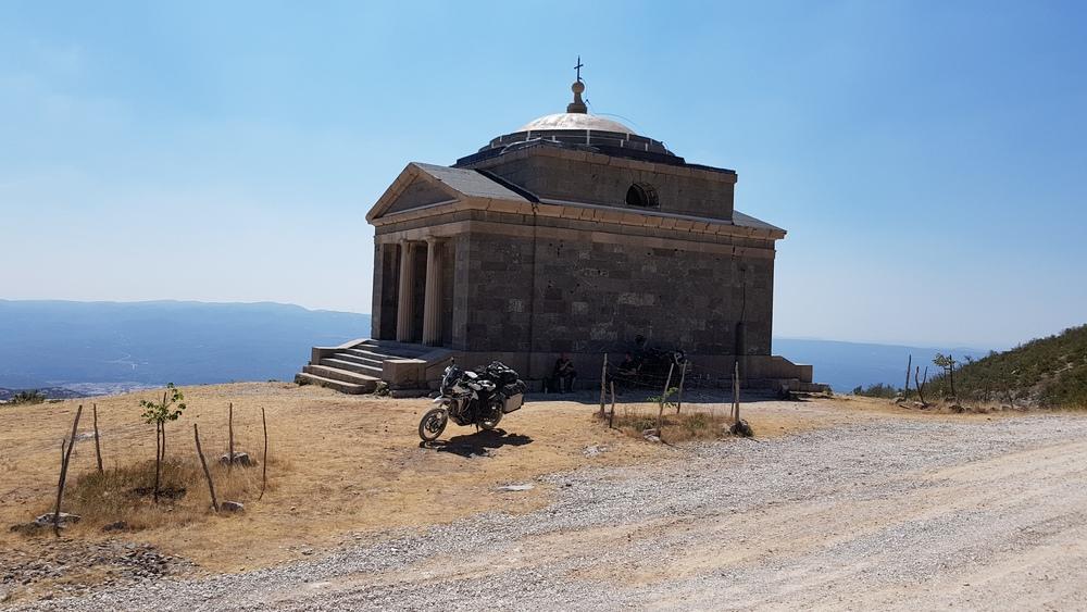 Crkvica Sv. Frane.