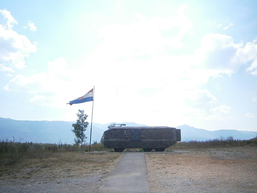 Spomenik Domovinskom ratu.