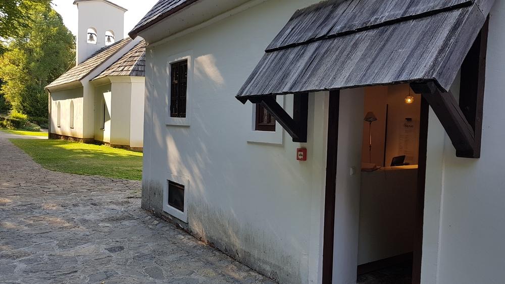 Teslina rodna kuća.